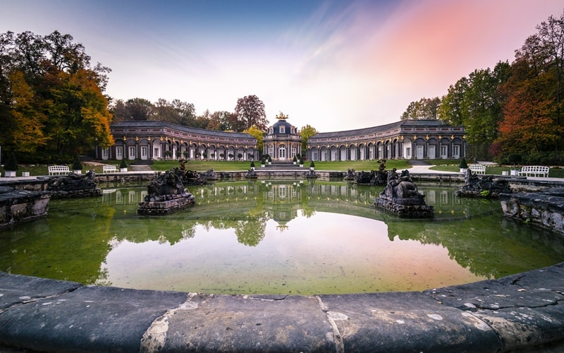 Lost Places Eremitage Bayreuth