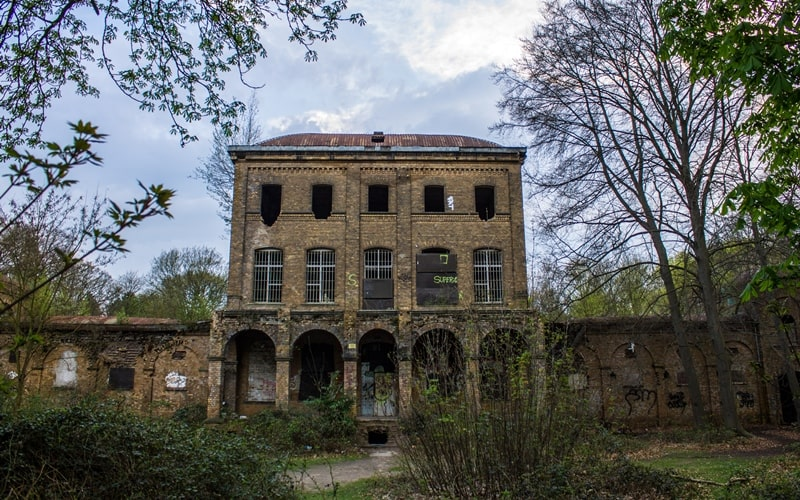 lost place kleve
