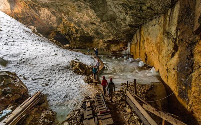Schellenberger Eishöhle