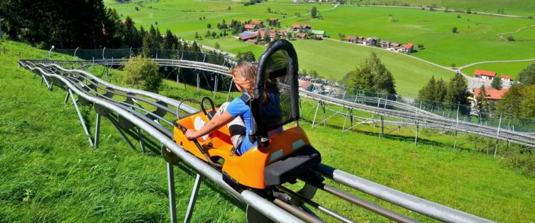 Sommerrodelbahn Bayern