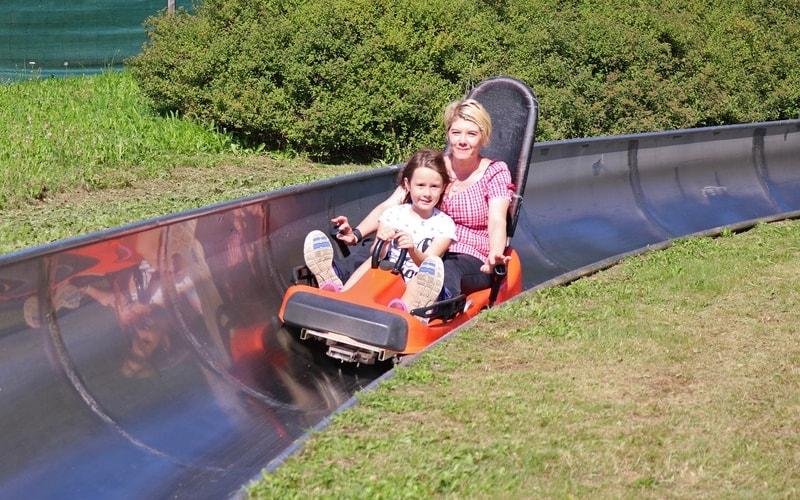 Sommerrodelbahn Bayern Park