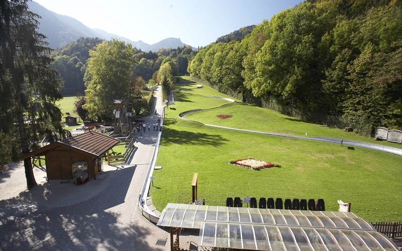 Sommerrodelbahn Märchenpark Marquartstein
