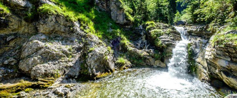 Wasserfälle Bayern