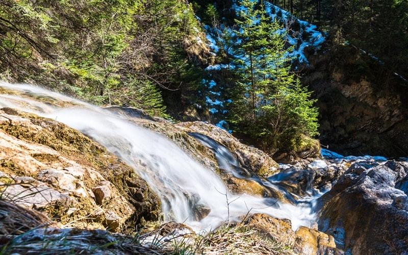 Zipfelbach Wasserfall