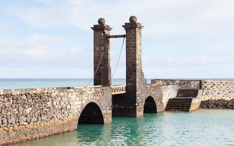 Arrecife Puente de las Bolas