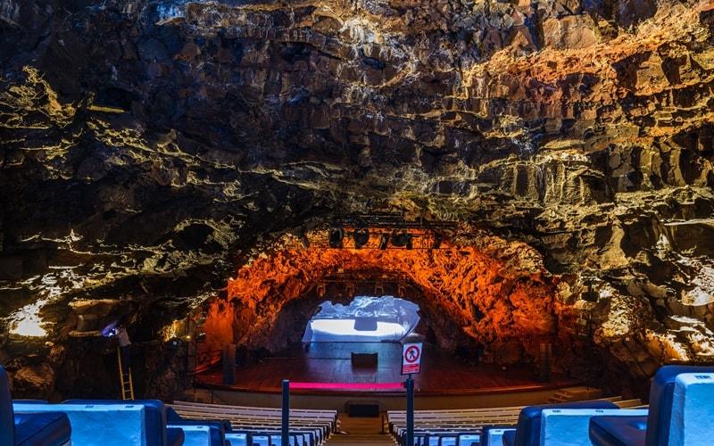 Auditorium Jameos del Agua