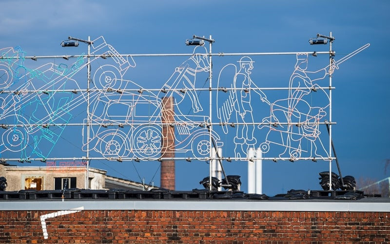 Köln Straßenkunst