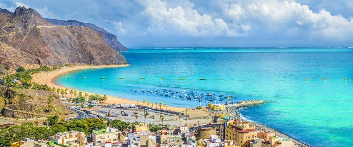 Kanaren Inseln Karte.Kanaren Die Schonsten Reiseziele Der 7 Kanarischen Inseln