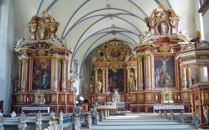 Klosterkirche Corvey