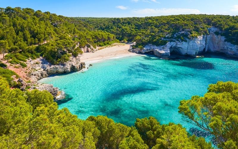 Menorca Strände