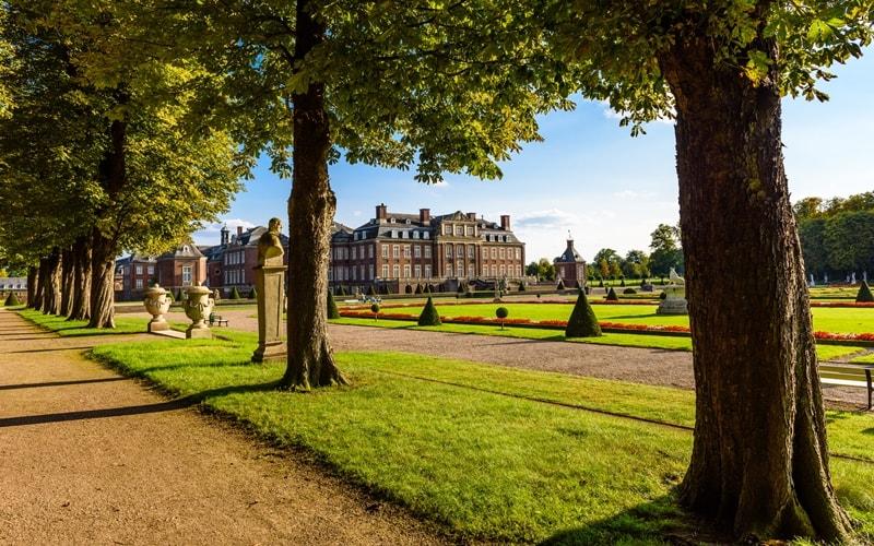 Schloss Nordkirchen Park
