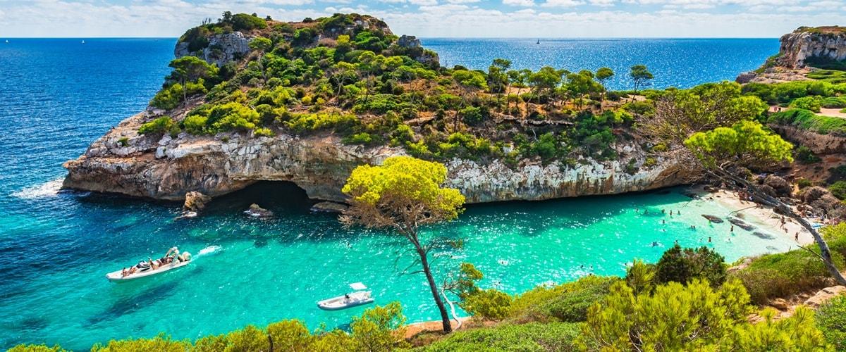 Mittelmeer Karte Inseln.Spanische Inseln Die 11 Schonsten Inseln Liste Mit