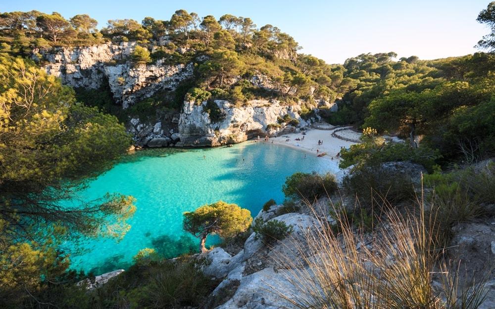 Balearen Menorca