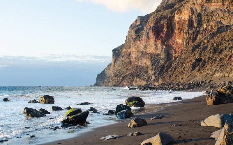 La Gomera Playa del Ingles