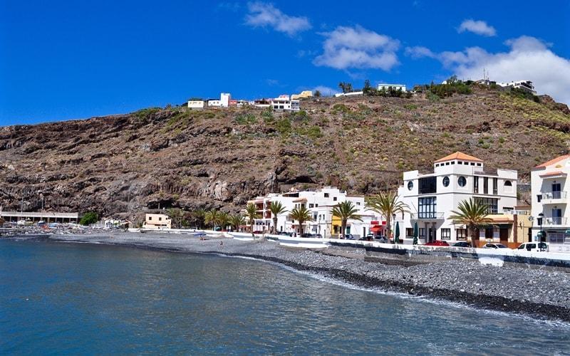 Strand Playa Santiago