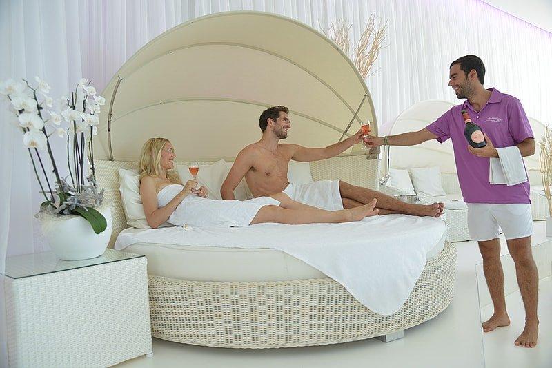 Thermen & Badewelt Sinsheim Wellness Sky Lounge