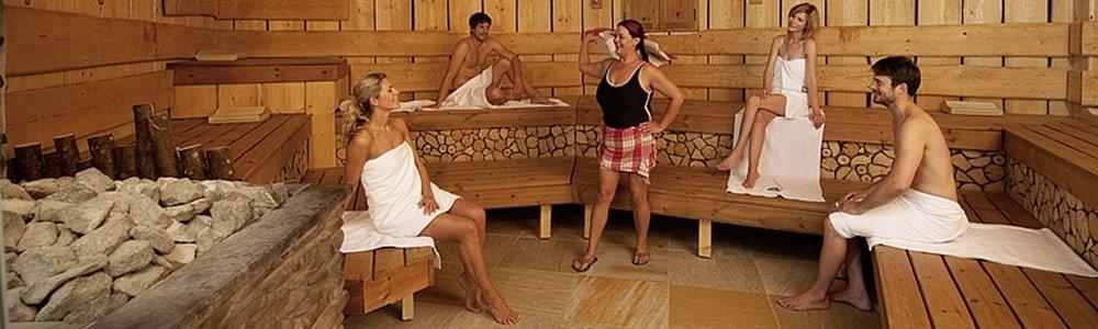 Thermen & Badewelt Sinshiem Saunawelt