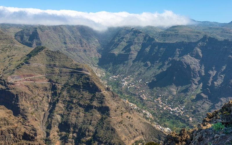 Valle Gran Rey Tal