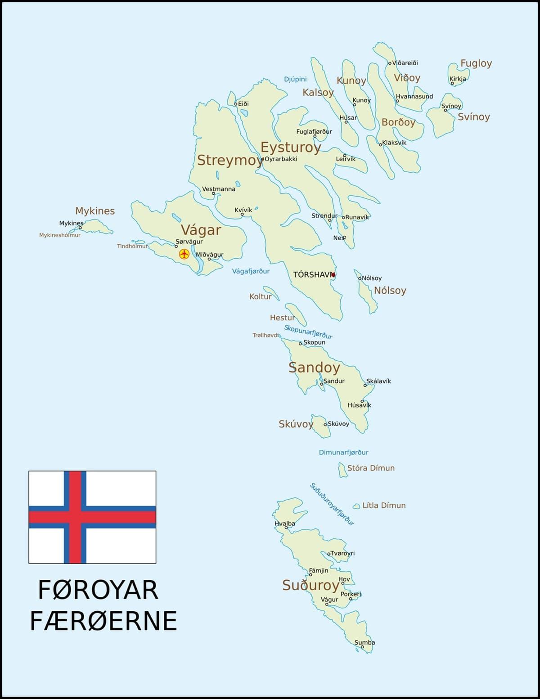 Faroer Inseln Top 12 Sehenswurdigkeiten 2020 Mit Karte