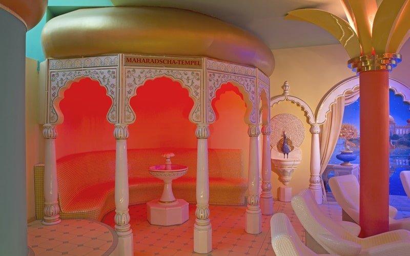 Maharadscha Tempel Taunus Therme