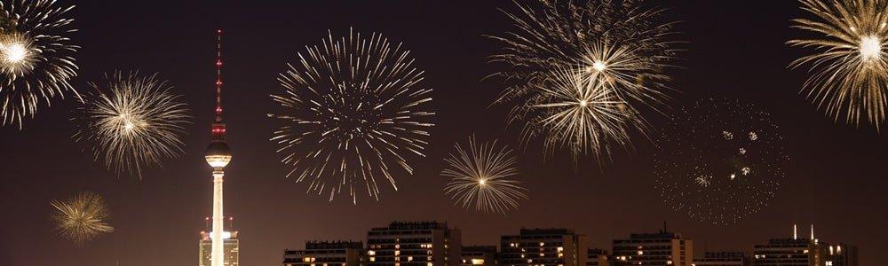 Silvester Feuerwerk Berlin