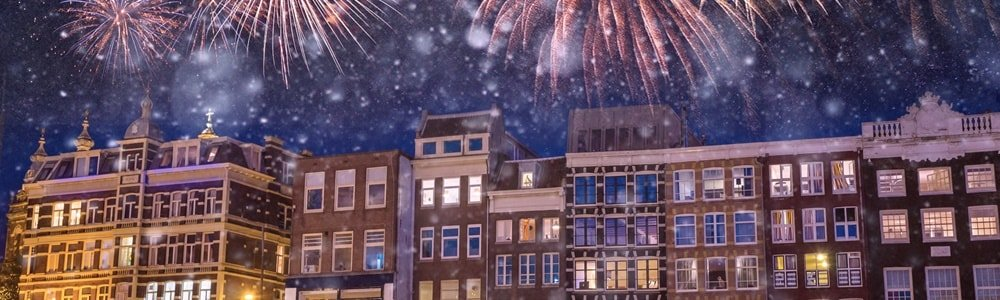 Beliebteste Spots Silvester Amsterdam