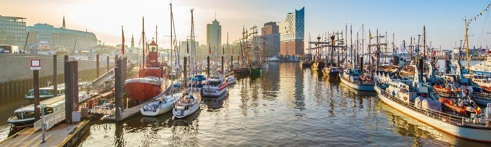 Silvester Hamburg Schiff