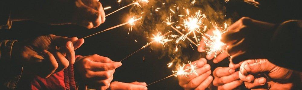 Silvester Hannover Feuerwerk