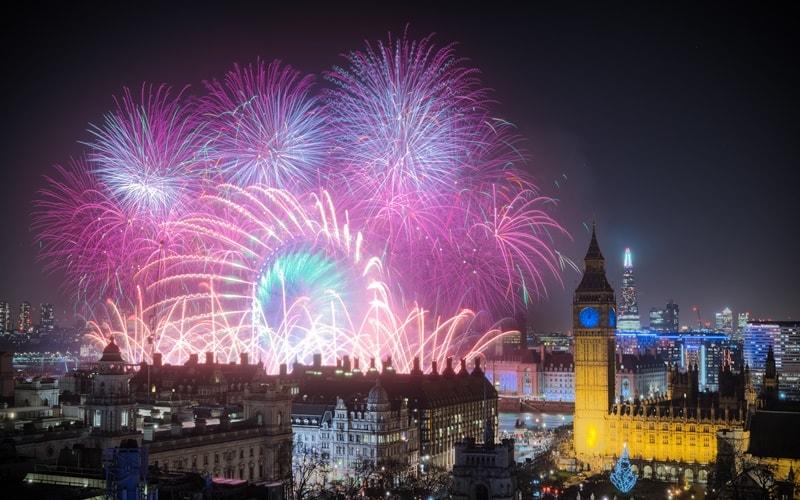 Silvester London - London Eye