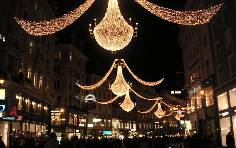Silvester Wien Silvesterpfad