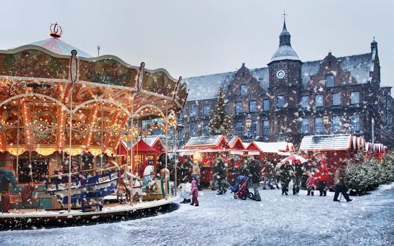 Weihnachtsmarkt Düsseldorf