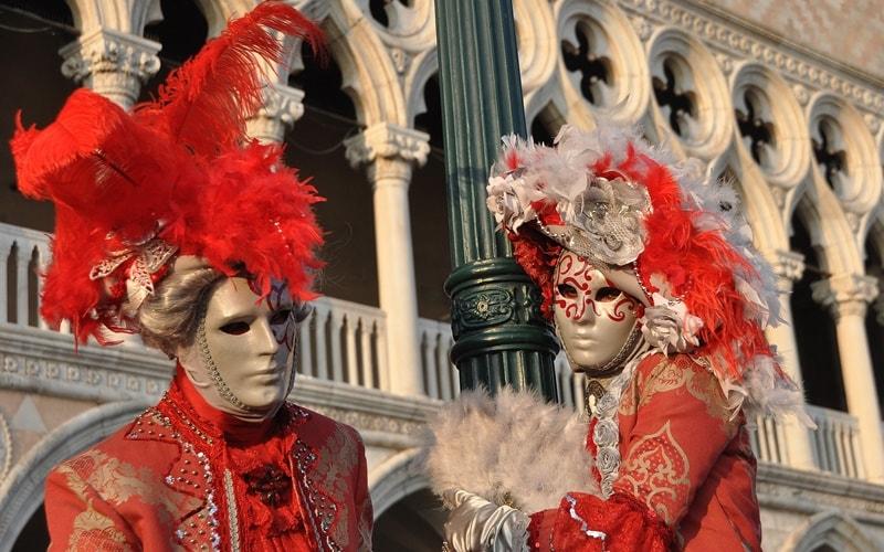 Karneval Venedig 2020 Programm