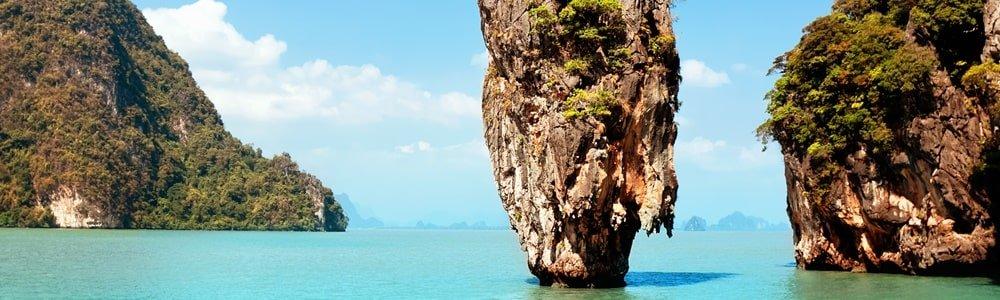 Bucht von Phang Nga Koh Lanta