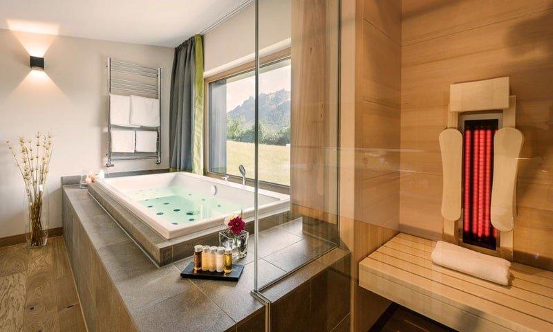 Relativ 11 phänomenale Hotels mit Whirlpool im Zimmer Bayern (mit Bewertungen) BN62