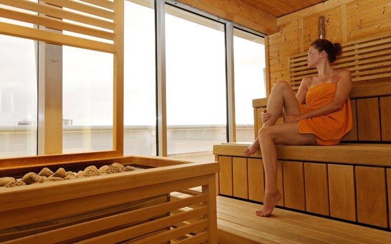 Paracelsus Therme Sauna