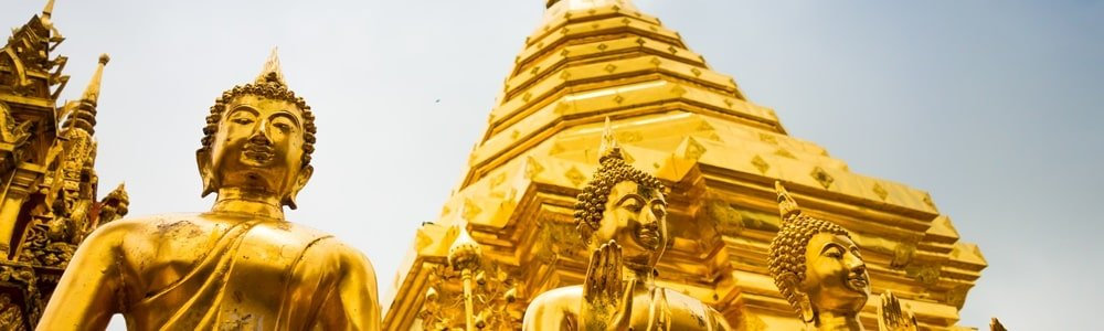 Wat Phra That Doi Suthep Tempel