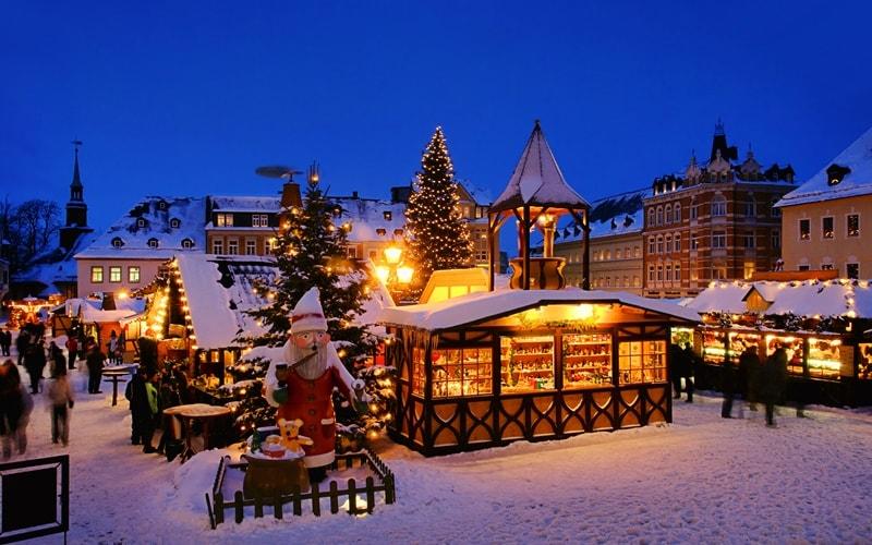Weihnachtsmarkt Annabach-Buchberg