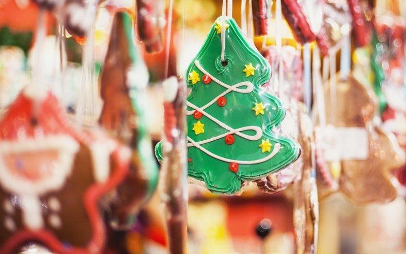 Weihnachtsmarkt Domäne Dahlem