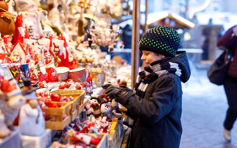 Weihnachtsmarkt Gera