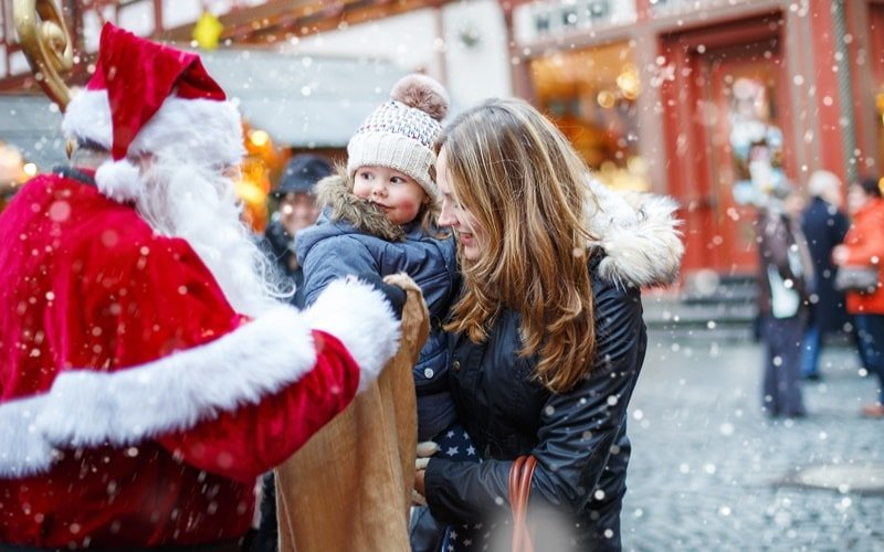 Weihnachtsmarkt Wismar