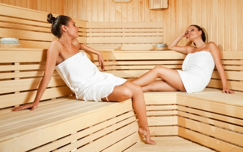Wellnesszentrum Bad Dürrheim Sauna