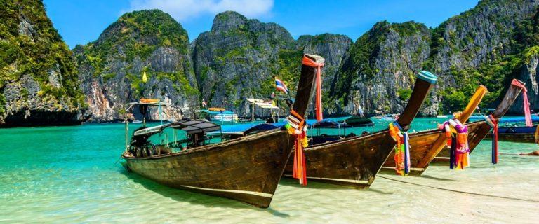 Beste Reisezeit Thailand Beitragsbild