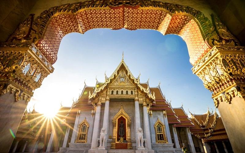 Beste Reisezeit Thailand Jahreszeiten