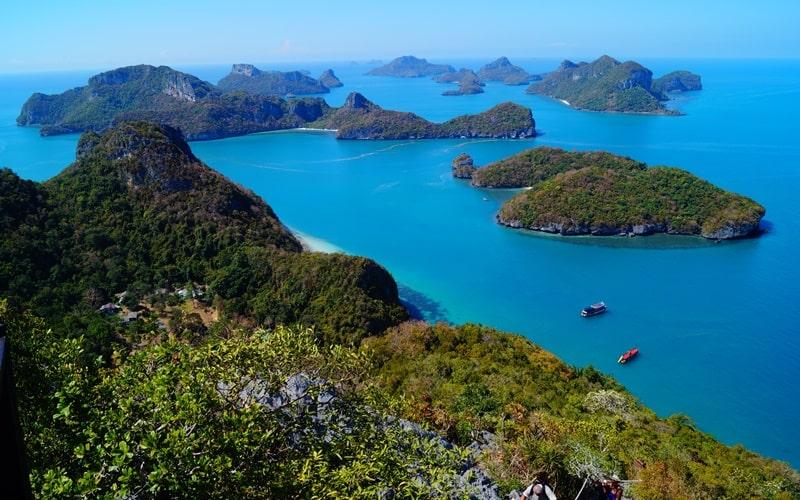 Beste Reisezeit Thailand Süden