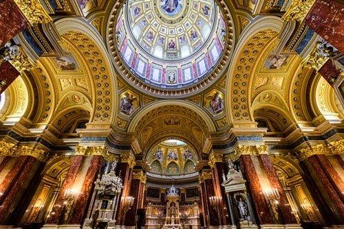 Budapest Kirche