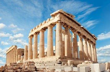 Januar Athen