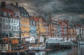 Januar Kopenhagen