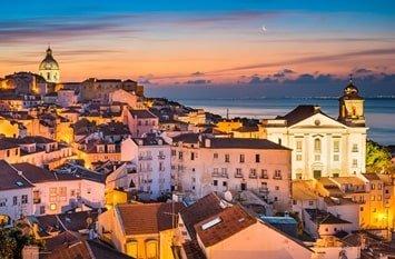 Reiseziel Februar Lissabon