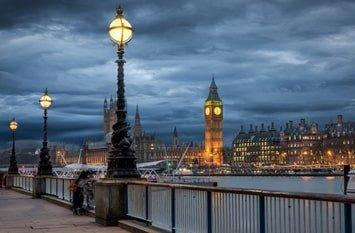 Reiseziel Februar London