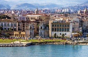 Reiseziel Februar Palermo
